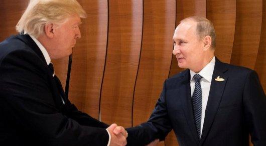 Трамп не чета Владимиру Путину - Bloomberg