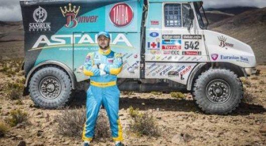 Капитан Astana Motorsports занял 3 место на четвертом этапе ралли-марафона