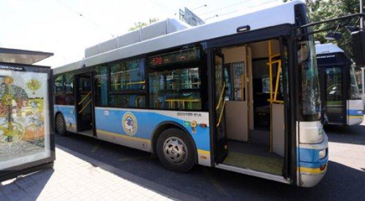 Малолетний ребенок работал кондуктором в автобусе Алматы