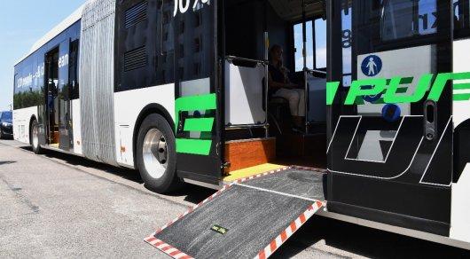 Электробус в Алматы будет возить пассажиров в первое время бесплатно