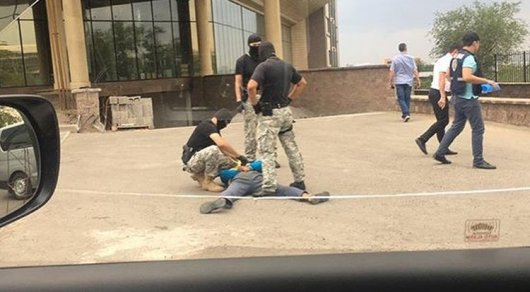 Сотрудники УБН провели спецоперацию в Алматы