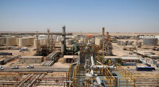 Запасы нефти в странах ОЭСР снижаются уже 4 месяца - доклад ОПЕК