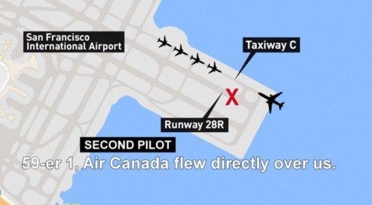 """""""Куда летит этот парень?"""": подробности инцидента в США, где чуть не столкнулись пять самолетов"""