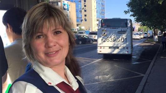 Поездка в автобусе вдохновила жительницу Астаны обратиться к обществу