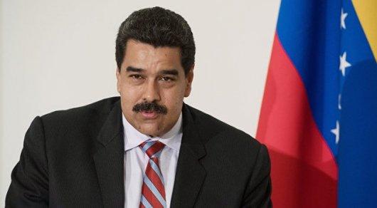 Президент Венесуэлы сравнил себя с Саддамом Хусейном