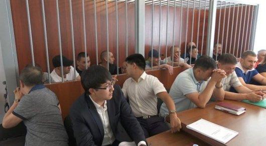 13 наркоторговцев предстали перед судом в Костанае