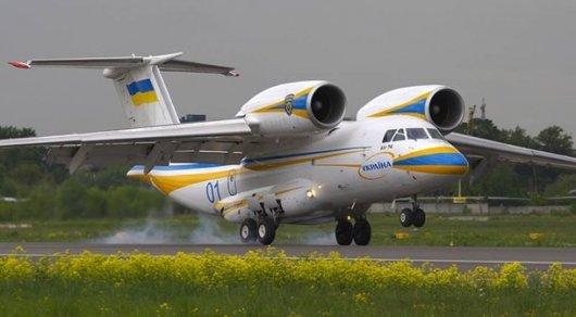 Гройсман: Украинский Ан-74 продан вКазахстан за $15 млн
