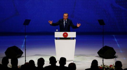Жители Турции услышали поздравление Эрдогана вместо гудков на мобильном