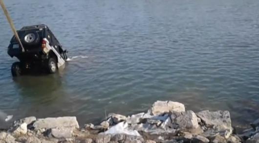 Пропавший весной житель Астаны найден в реке вместе с машиной