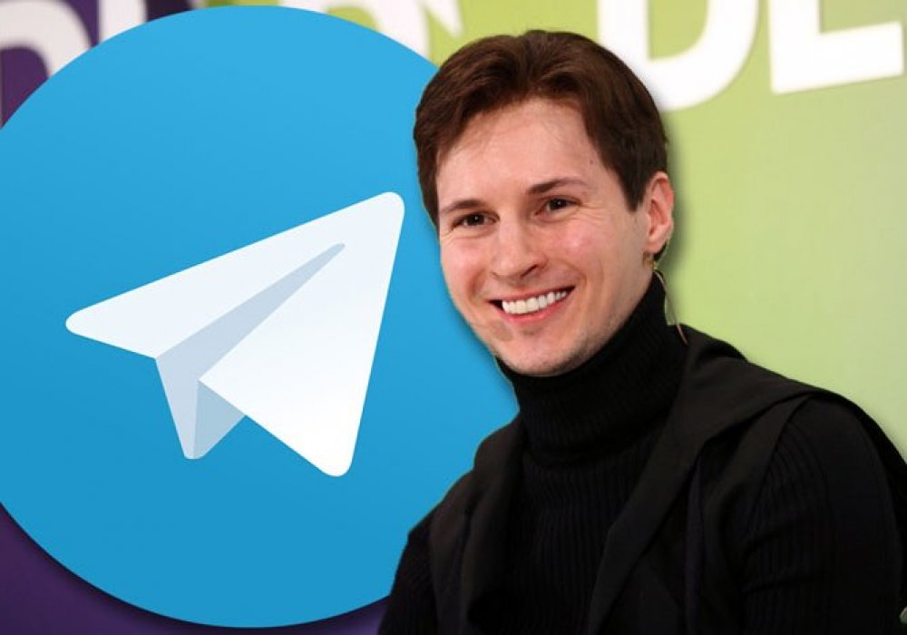 Павел Дуров ответил на блокировку Telegram
