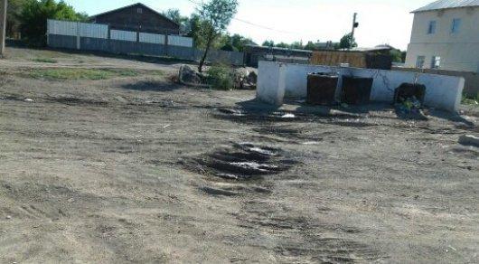 Мертвый младенец в мусорном баке обнаружен в Сатпаеве