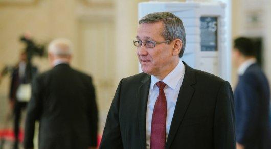 Секретарь Совбеза Жумаканов провел консультации с афганским коллегой