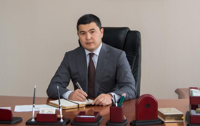 Ерлан Идрисов