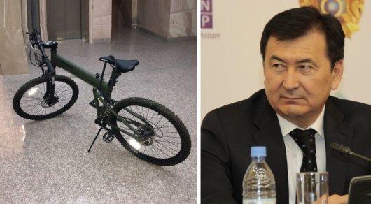 7 лет колонии грозит ворам, укравшим дорогие велосипеды у замакима Павлодарской области