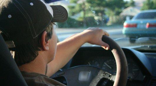 Лишенный прав водитель наехал на 16-летнюю девушку в Астане