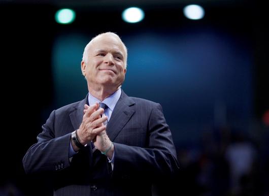 Американскому сенатору Маккейну диагностировали рак мозга