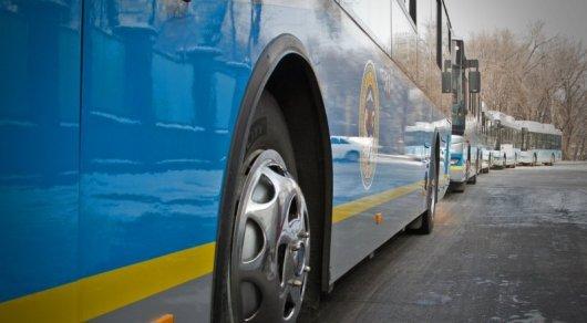 Общественный совет Алматы согласился с повышением тарифа на проезд в автобусах и троллейбусах наличными