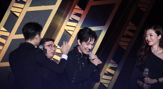 Димаш Кудайберген получил премию MTV Music Awards