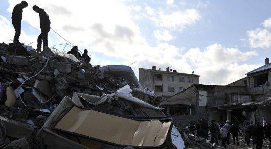 Данных о пострадавших казахстанцах при землетрясении в Греции и Турции не поступало - МИД РК