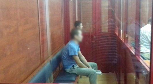 Обвиняемый в попытке изнасилования 8-летней девочки в Тургене предстал перед судом