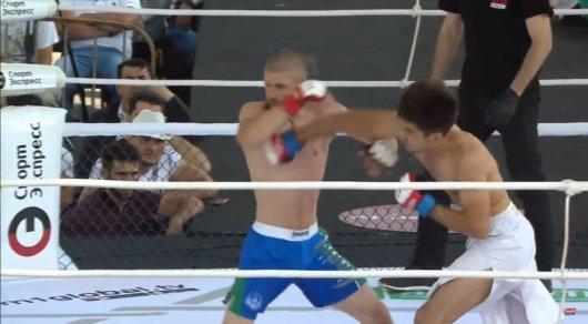 Казахстанец