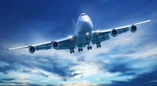 Пассажир попытался выйти из самолета во время полета
