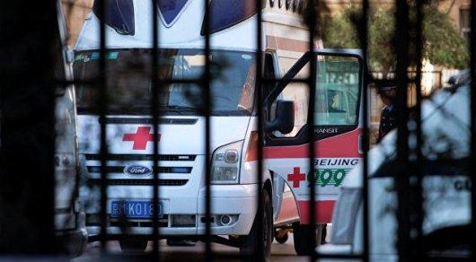 Мужчина с ножницами напал на прохожих в Китае: один убит, 13 ранены