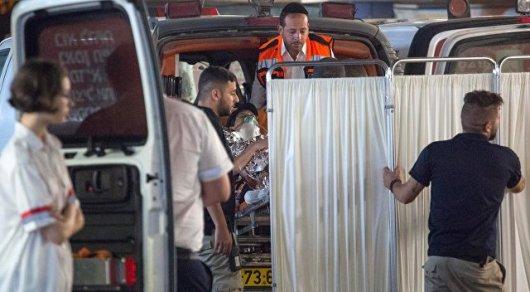 Перестрелка в израильском посольстве в Аммане: есть пострадавшие