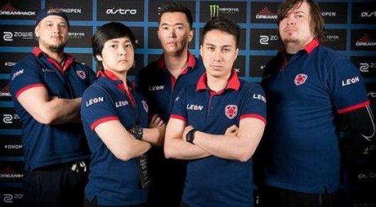 Казахи помогли команде из СНГ победить на турнире по киберспорту в Кракове