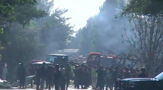 Смертник подорвал себя в Кабуле: более 20 человек погибли и 42 пострадали - ТВ