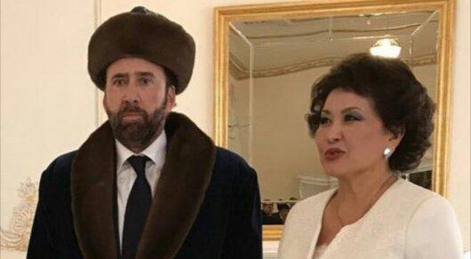 Казахстанцы запустили флешмоб в поддержку Николаса Кейджа