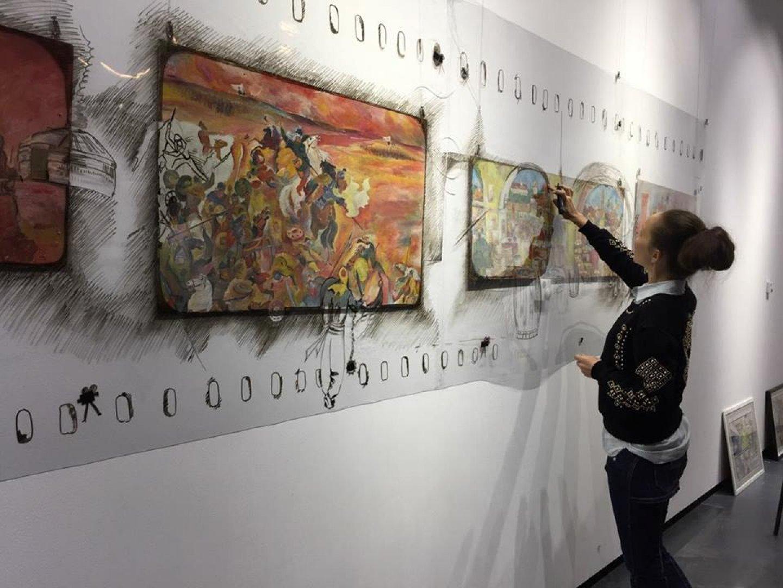 Художественные выставки в москве
