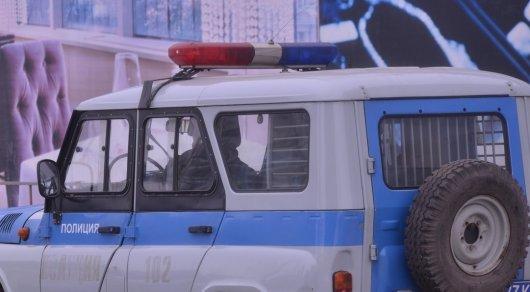 Рядом с Алмалинским районным судом в Алматы от полицейских сбежал задержанный