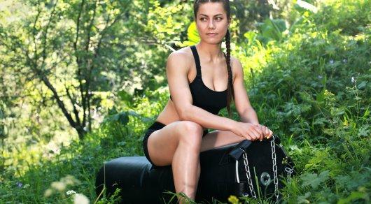 Появились фотографии Фирузы Шариповой для мужского календаря