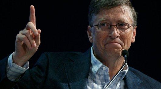 Билл Гейтс потерял статус самого богатого человека в мире