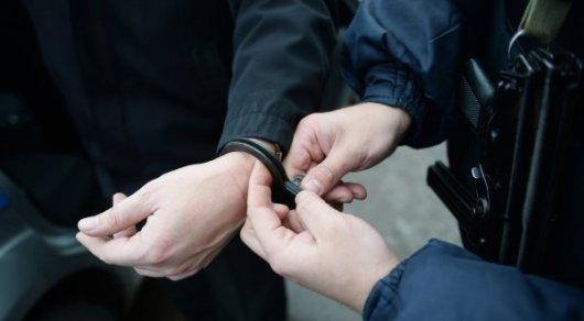 Полиция Алматы задержала сбежавшего подозреваемого