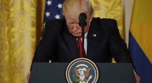 Очень разочарован бездействием Китая - Трамп
