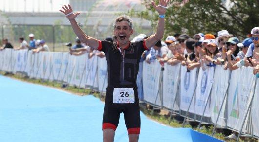 Астана готова провести Ironman - Азиатская конфедерация триатлона