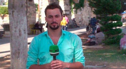 Журналист RT погиб при обстреле ДАИШ (ИГИЛ) в Сирии