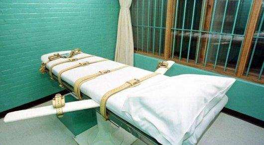 Насильник и убийца 3-летней девочки плакал и молился перед смертной казнью