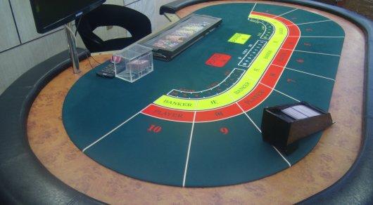 Подпольное казино нашли на территории МЦПС