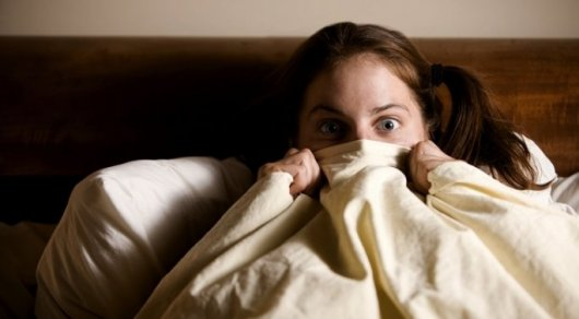 Ночные кошмары появляются от долгого сна - исследование