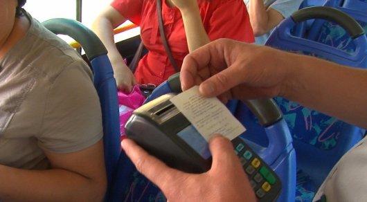 Новые правила оплаты в автобусах Алматы: возмущенный пассажир ударил кондуктора