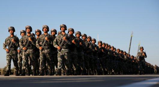 Китай открыл свою первую зарубежную военную базу