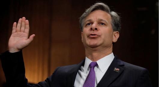 Отказавшийся присягать Трампу политик стал главой ФБР США