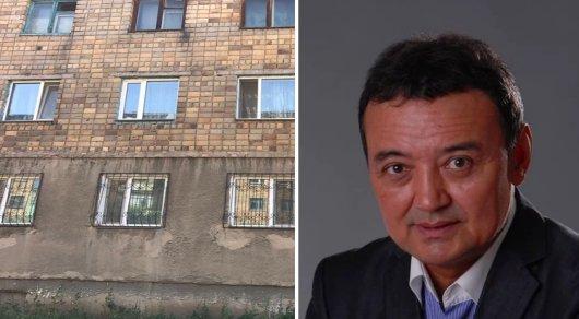 Мухтар Тиникеев заплатит за граффити на старой хрущевке