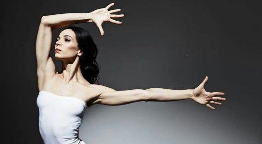 Прима-балерина Мариинского театра выступит в Алматы