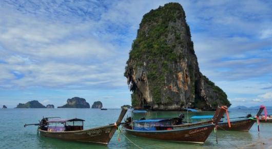 В туристических зонах Таиланда возможны наводнения
