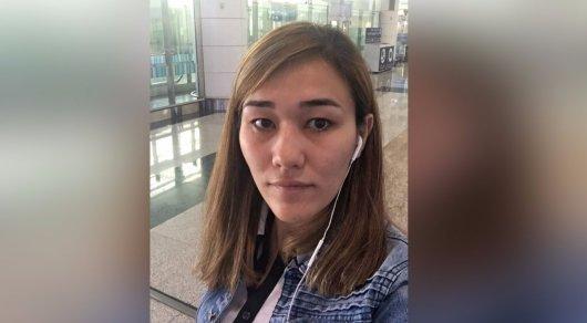 Родителям пропавшей в Бахрейне казахстанки сообщили, где может находиться их дочь