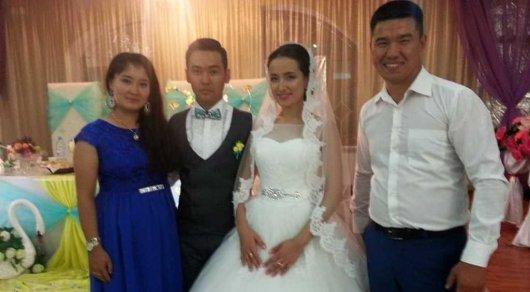 2ad91a6eb51ba89 Свадьба без тостов прошла в Актобе - новости Казахстана | Tengrinews
